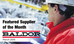Baldor Product Flyer